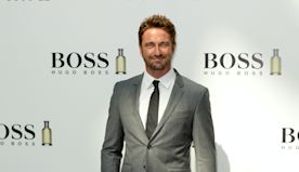 Gerard Butler shares acting tips with children in new charity film
