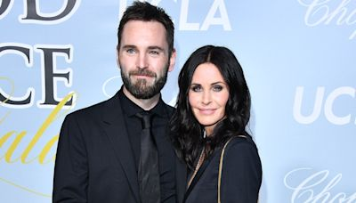 Courteney Cox Hasn't Seen Johnny McDaid in More Than 200 Days