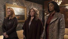 Tiffany Haddish, Melissa McCarthy, Elisabeth Moss Delve Into Dangerous Territory in 'The Kitchen' Trailer