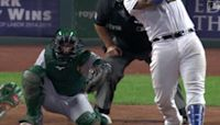 他老兄真的打瘋了!Perez炸裂第44轟追上大谷翔平【MLB球星精華】20210916