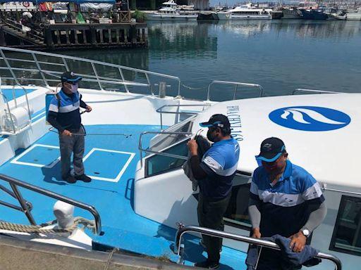 業績掉了8﹑9成 龜山島航班全面停航至5/28