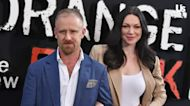 Laura Prepon's Daughter 'Peed on Everything' After Meeting Her Baby Brother