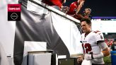 Bucs' Tom Brady has special moment with young fan who beat cancer