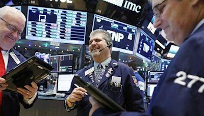 美股盤中全面走高 4大指數漲幅均逾1%! 聯電ADR大漲逾3% | 蘋果新聞網 | 蘋果日報