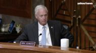 Sen. Johnson says there's too much focus on Jan. 6 insurrection and white supremacy rather than other issues