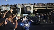 Fans Mourn Soccer Hero Diego Maradona as 'Man of the People'