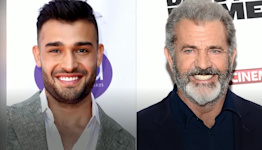 Britney Spears' fiancé Sam Asghari set to star in an action movie with Mel Gibson