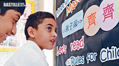 非華語生資助怪現象 學校有錢不花章法亂   社會事
