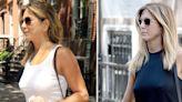 Jennifer Aniston Braless: See Pics of Her Not Wearing a Bra