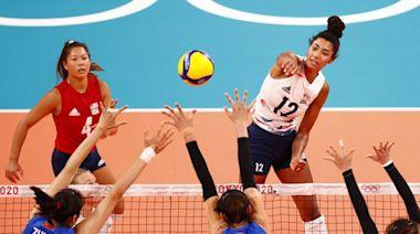 東京奧運|中國女排兩連敗 直落3局不敵美國 - 香港體育新聞 | 即時體育快訊 | 最新體育消息 - am730