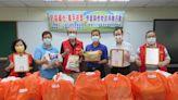 張耿輝議員結合公益團體捐物資給需要學童
