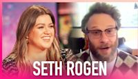 Seth Rogen Wrote The Iconic 'Ahh, Kelly Clarkson!' Line From 'The 40-Year-Old Virgin'