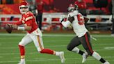 Eric Fisher: It was tough to watch Patrick Mahomes run around in Super Bowl LV