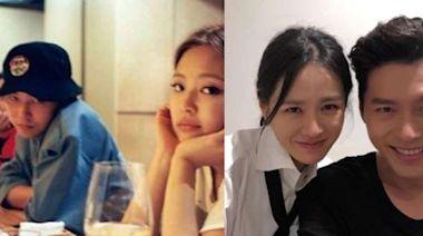 GD、Jennie相戀證據曝光?那些曝光的韓星情侶們還有誰仍在一起?
