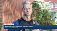 Tulsa Police Lt. Sean Larkin retires