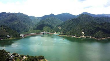 超會裝!曾文水庫不靠颱風 5月底迄今每天平均「進帳」逾600萬噸