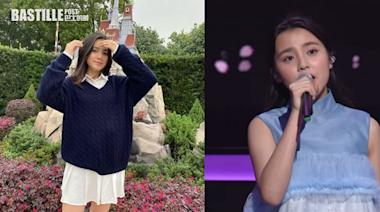 《聲夢傳奇》姚焯菲與TVB簽約五年 父母為方便愛女返學舉家搬屋 | 娛圈事