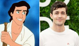 Everything to Know About The Little Mermaid's New Prince Eric, Jonah Hauer-King