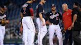 LEADING OFF: Nationals check on Scherzer after early exit