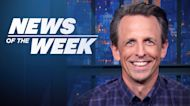 Trump Caught with Coke Bottle, Biden's $2 Trillion Plan: Late Night's News of the Week