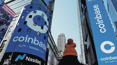 加密貨幣交易所上市 複製特斯拉狂飆傳奇?Coinbase市值 狠甩五大交易所 - 財訊雙週刊