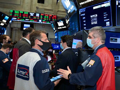 美股收低!美最新數據驚動投資人 聚焦Fed決策會議