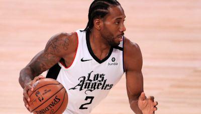 NBA World Reacts To Surprising Kawhi Leonard News