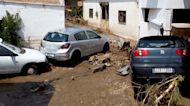 Widespread flooding devastates Greek island of Evia