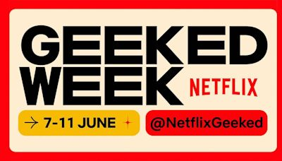 24 biggest announcements from Netflix's Geeked Week 2021