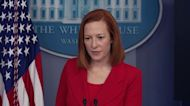 Jen Psaki on Cuomo allegations: 'Every woman coming forward should be heard'