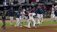 Eddie Rosario無所不能 美技、滑壘、再見安助勇士擊敗道奇【MLB球星精華】20211018