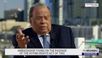 One-on-One with Civil Rights Icon Andrew Young