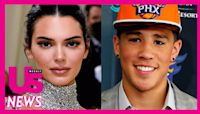 Jack-O-Lantern Jab! Kendall Jenner Feels 'Attacked' After Devin Booker's Diss