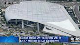 Report: Super Bowl LVI Will Bring Up To $477 Million To LA Economy