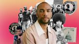 Kendrick Sampson is not * that * celebrity activist