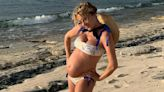 Chloë Sevigny Shows Off Baby Bump with Bikini Pic on Vacation in Turks and Caicos