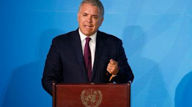 President of Colombia: We've had an immigration shock from the Venezuelan border