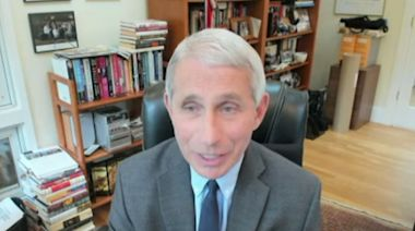 Dr. Anthony Fauci on the risks of reopening too fast