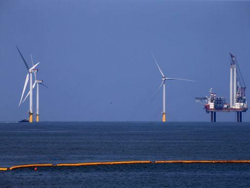 繼續缺電?說好這兩年新增近300支離岸風機發電,為何掛零?