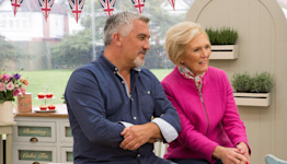 Best friends dance to 'The Great British Bake Off' theme song in jovial viral video