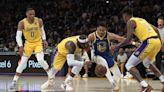"""LBJ和AD合砍67分仍輸球,湖人球迷還敢說""""這只是常規賽而已""""嗎? - NBA - 籃球   運動視界 Sports Vision"""