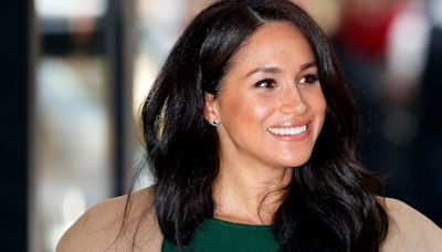 """Meghan Markle Says She and Prince Harry Were """"Overjoyed"""" and """"Overwhelmed"""" By Lili's Arrival"""