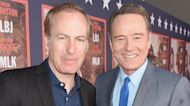 Bob Odenkirk Gets Support From Bryan Cranston & More After Collapsing On 'Better Call Saul' Set