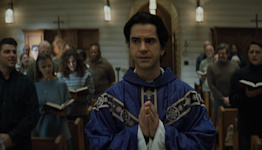 'You guys believe all this?!': Netflix's spooky 'Midnight Mass' tackles religion, addiction