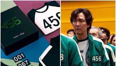 《魷魚遊戲》官方綠色運動服將開賣!全套神還原 數字禮物盒太生火