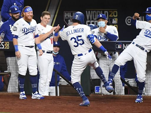 Photos: Dodgers vs. Tampa Bay Rays in Game 1 of World Series