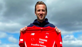 Harry Kane to sponsor Leyton Orient playing shirts for 2020/21 season