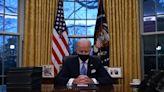 Joe Biden says Donald Trump left him a 'very generous' letter in Oval Office