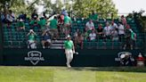 What's a Tour event with no fans look like? Let the 2012 AT&T National show you
