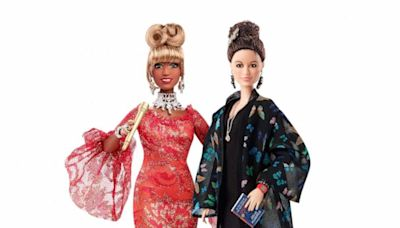 Barbie unveils Celia Cruz, Julia Alvarez dolls in honor Hispanic Latinx Heritage Month